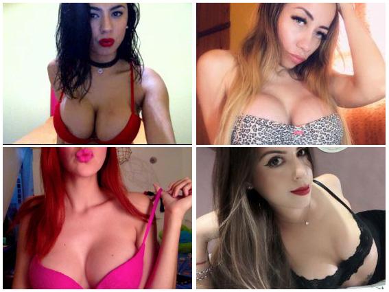 webcam chicas morbosas